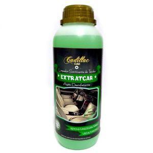 Cadillac Limpa Estofados Extratcar 1L - Com Ação Bactericida e Fungicida