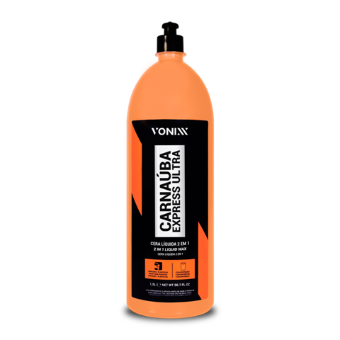 Carnaúba Express Ultra Vonixx (1,5 Litros)