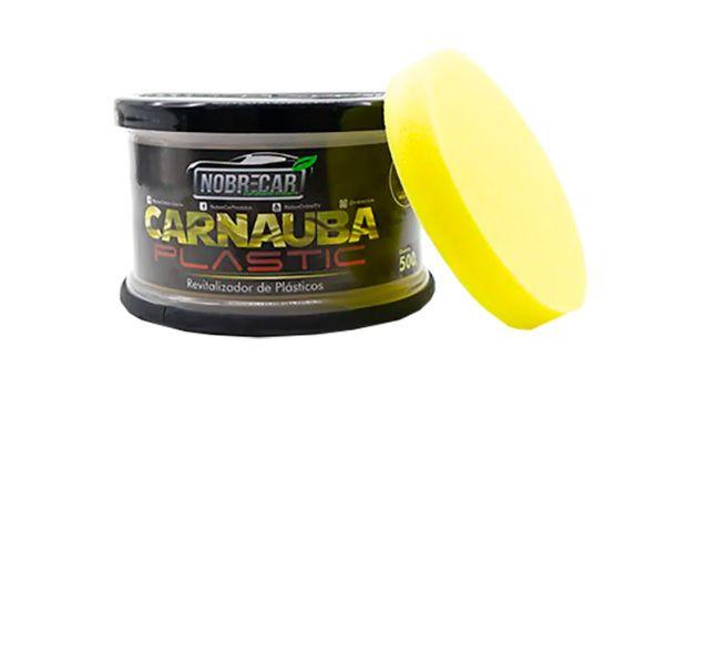 Carnauba Plastic - Revitalizador de Plásticos 500GR