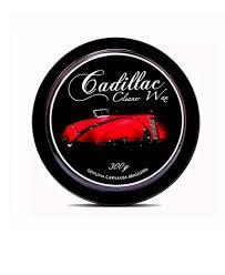 Cera Limpadora Cadillac Cleaner Wax 300 GR