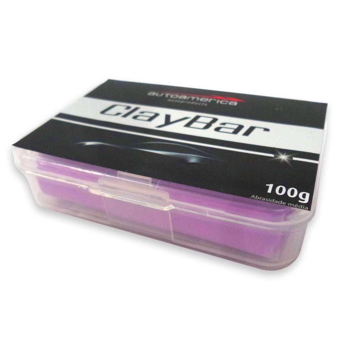 Clay bar Autoamerica (100GR)