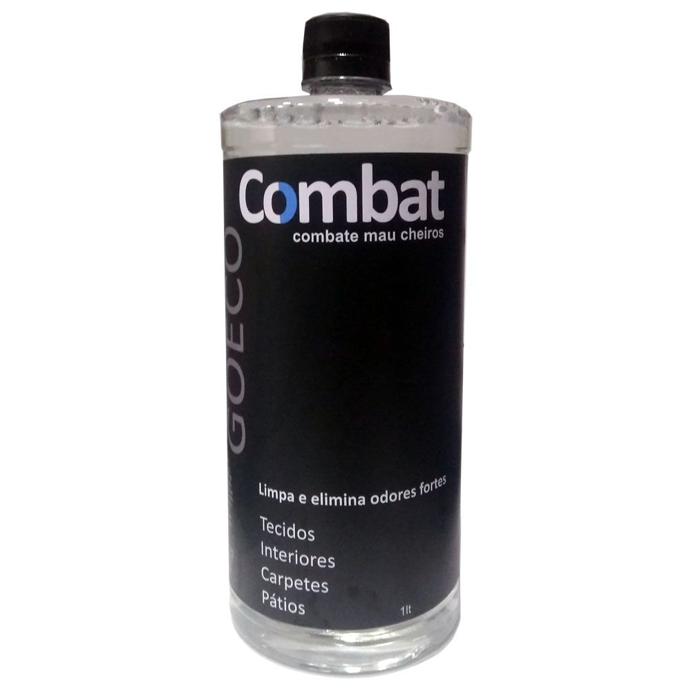 COMBAT - Eliminador de Odores Fortes 1lt  Go Eco Wash