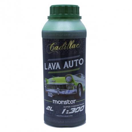 Cadillac Lava Auto Monster Concentrado 1:300 (2 Litros)