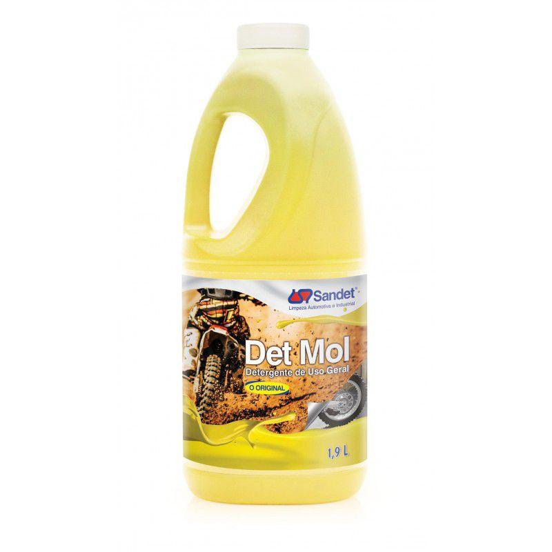 Detergente de Uso Geral Det Mol 1,9 Litros Sandet