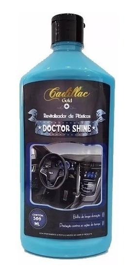 Doctor Shine - Revitalizador de Plásticos Cadillac 500ML