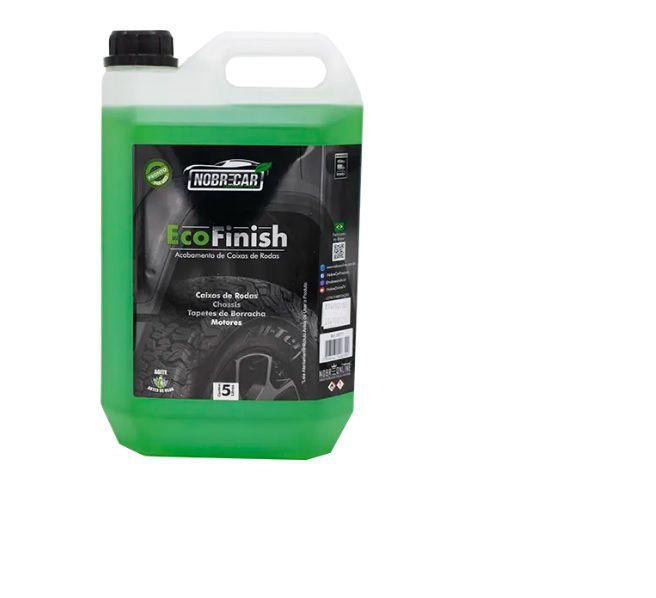 Eco Finish - Acabamento para Caixa de Rodas 5 Litros