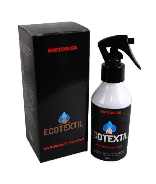 Ecotextil - Impermeabilizante para Tecidos - Easytech (200ml)