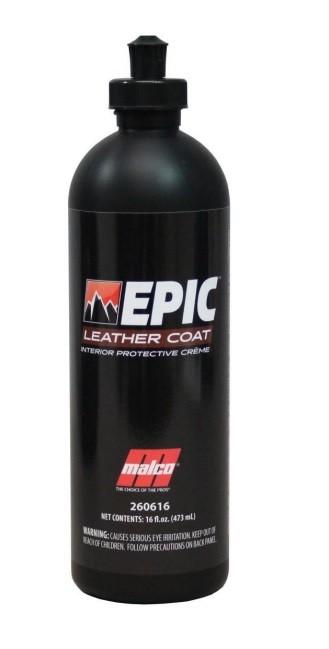 Epic Leather Coat Malco 473 ML - Protetor de Couro