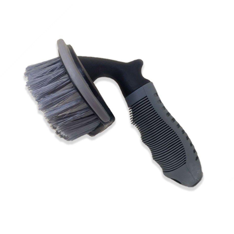 Escova para limpeza de pneus - Auto Crazy