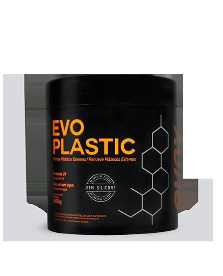 Evox Evoplastic Renova Plásticos 400G