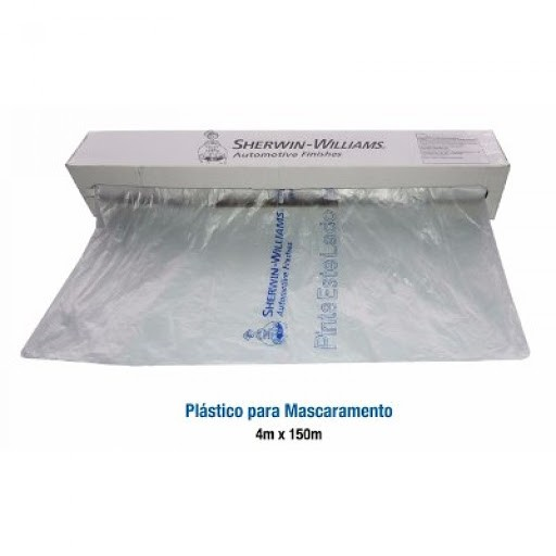 Filme Plastico Mascaramento Sherwin-Williams ( 4M x 150M)