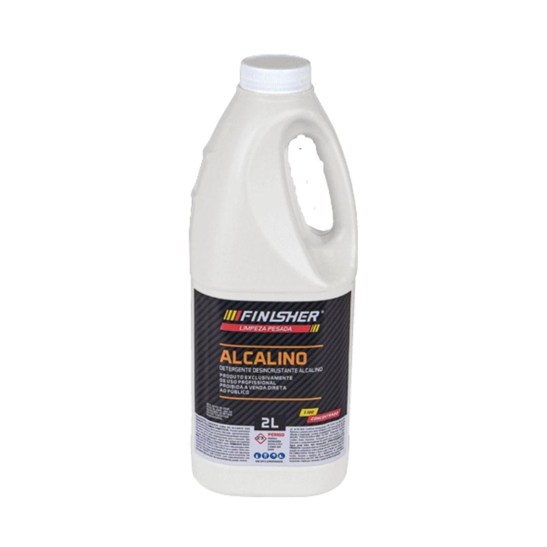 Finisher Alcalino Desincrustante Alcalino (desengraxante) 2 Litros