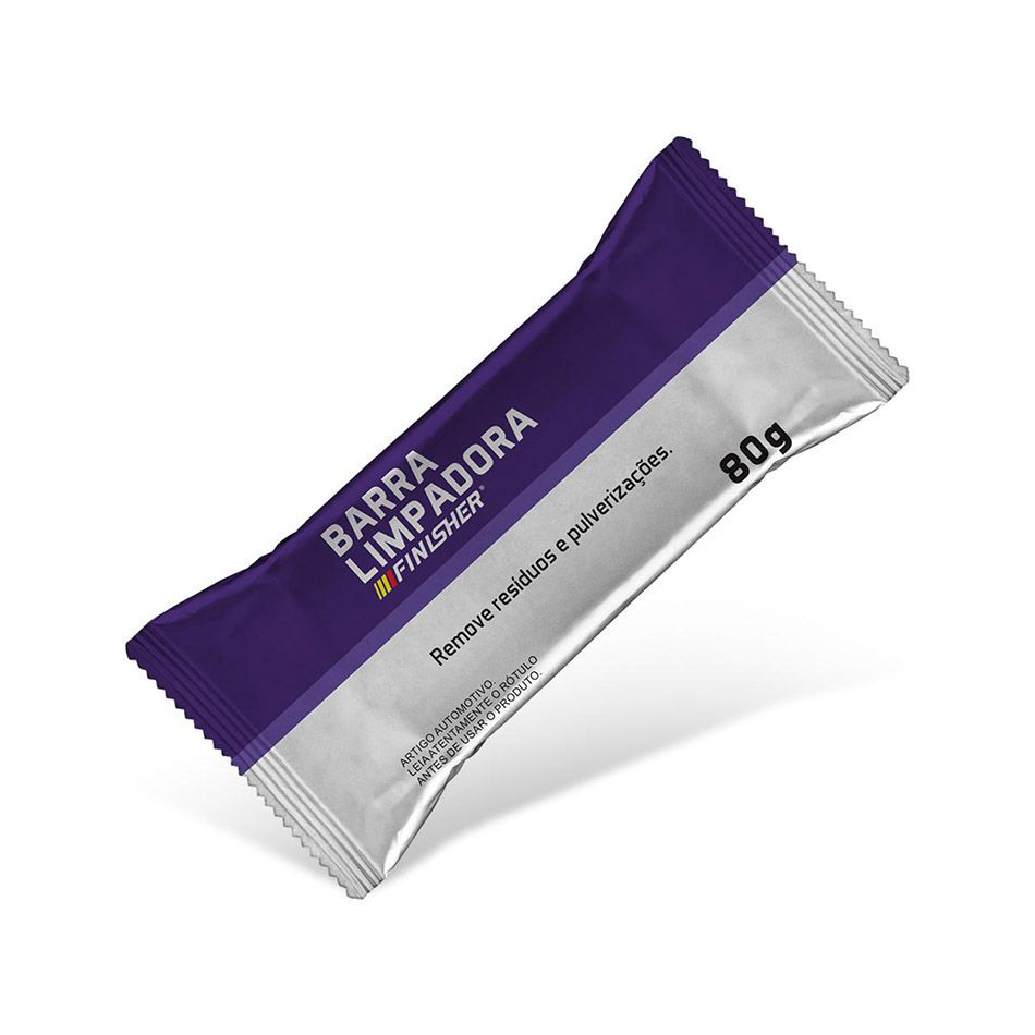 Finisher Clay Bar (Barra Limpadora) 80 GR