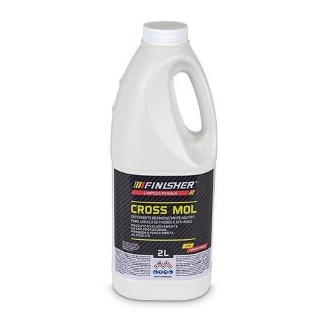 Finisher Cross Mol Detergente Desincrustante Neutro 2 Litros