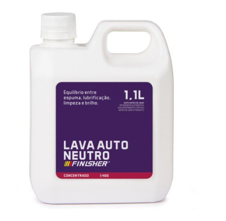 Finisher Lava Auto Neutro 1,1L  (1:400)