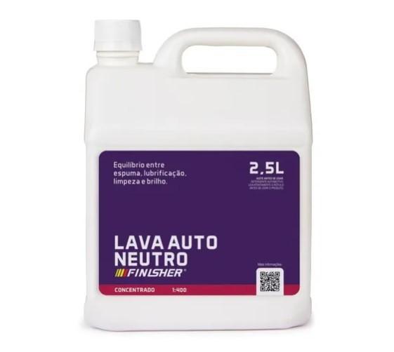 Finisher Lava Auto Neutro 2,5L  (1:400)