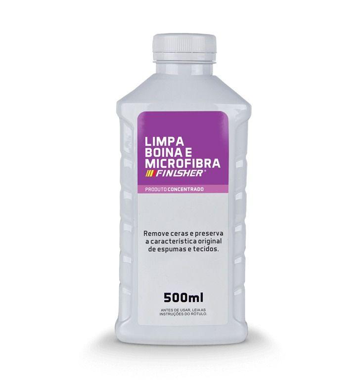 Finisher Limpa Boinas e Microfibras 500ML