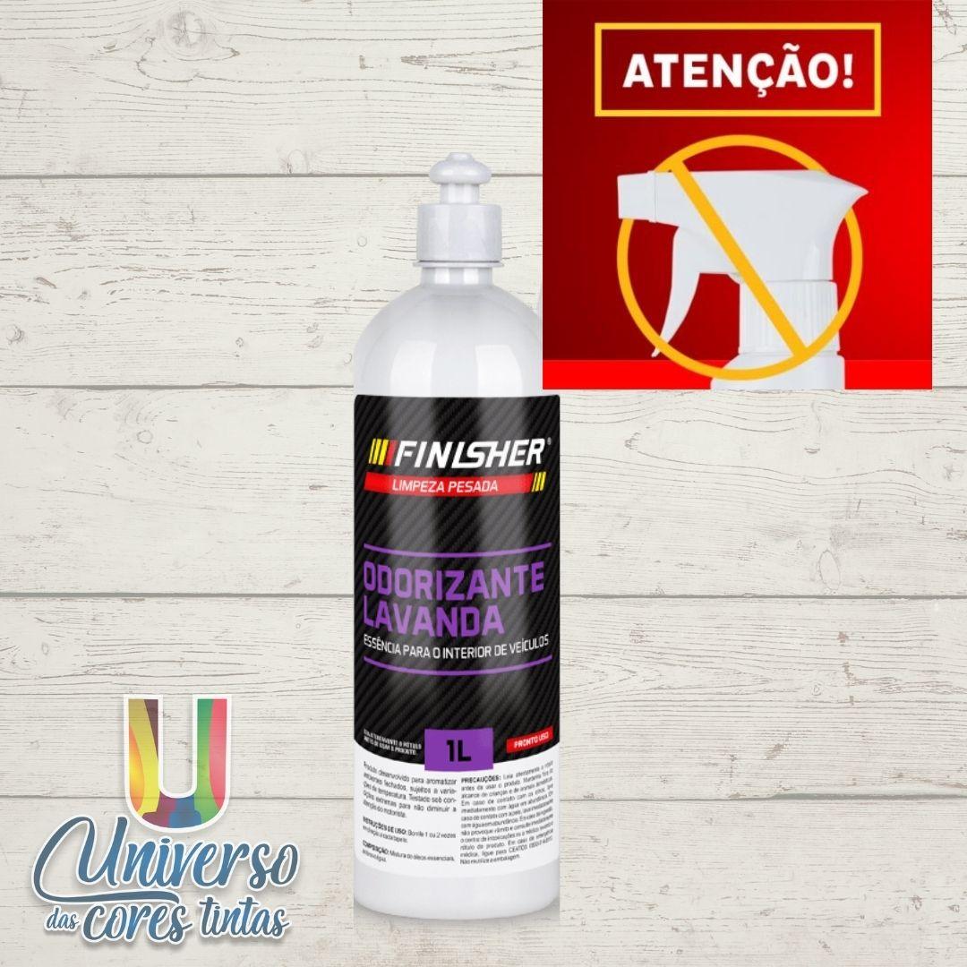 Finisher Odorizante Lavanda 1 Litro (SEM GATILHO)