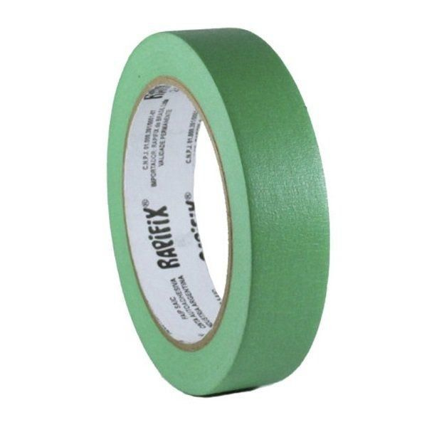 Fita Crepe Verde 18x40m Rapifix (1 Unidade)