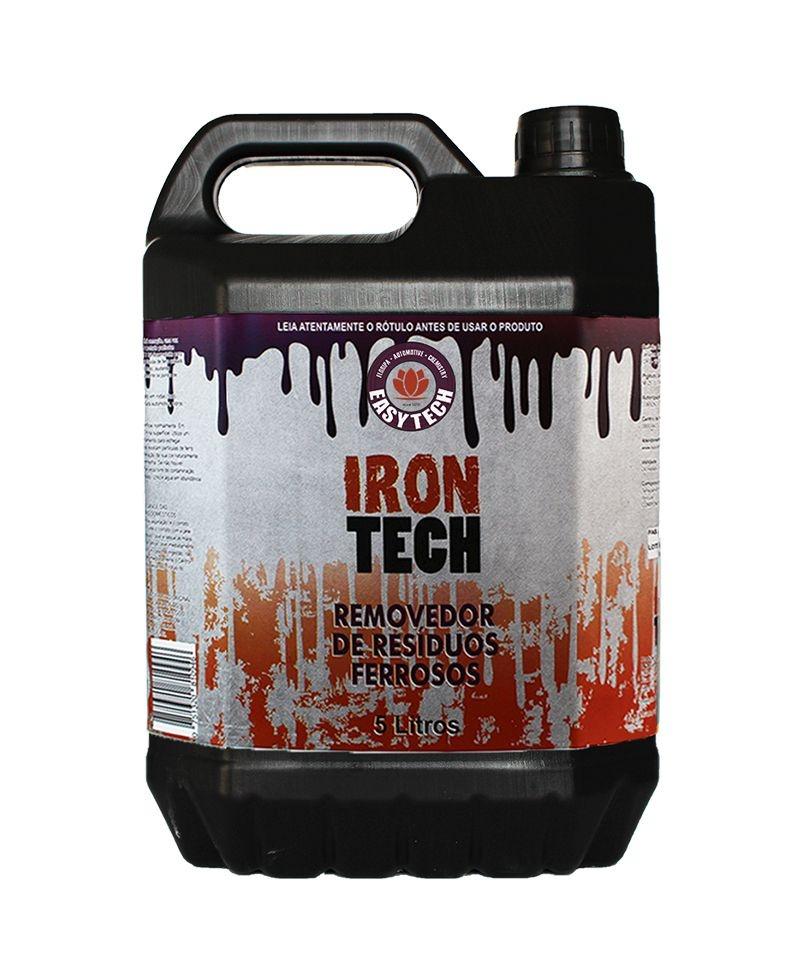 Irontech Removedor de Particulas Ferrosas - Easytech 5 Litros