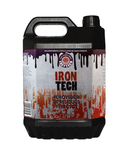 Irontech - Removedor de Particulas Ferrosas - Easytech 5L
