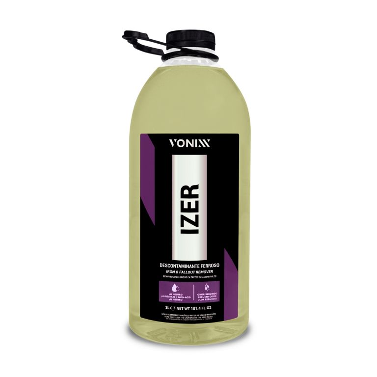 Izer - Descontaminante Ferroso - Vonixx 3 Litros
