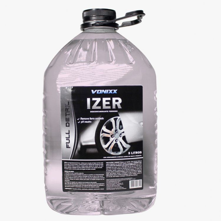 Izer - Descontaminante Ferroso - Vonixx 5 Litros