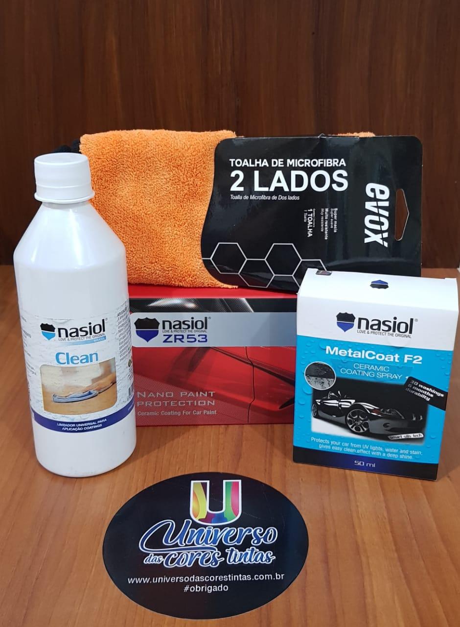 Kit Vitrificadores Nasiol