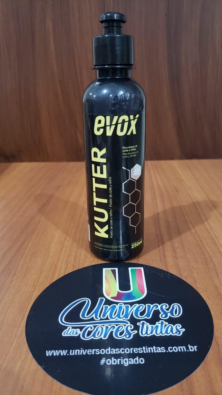 KUTTER - Polidor de Corte e Refino Premium Evox 250ML