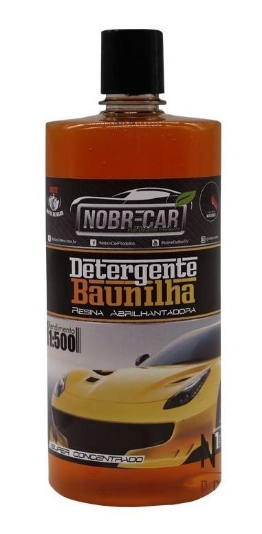 Lava Auto Baunilha Concentrado 1:500 1L - Nobre Car