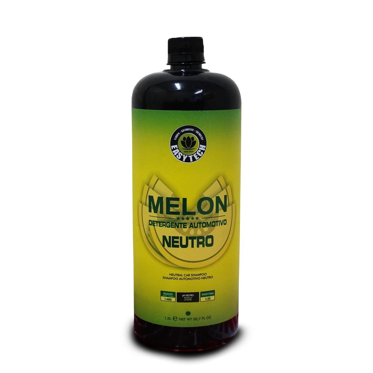 Lava Autos Melon Super Concentrado 1:400 Easytech 1500ML