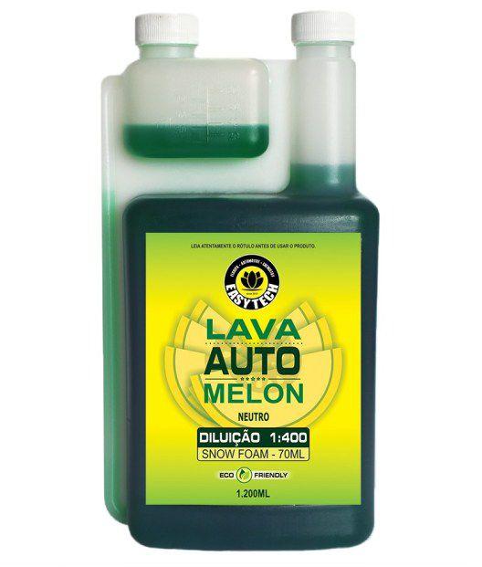 Lava Autos Melon Super Concentrado 1:400 Easytech (1,2L)
