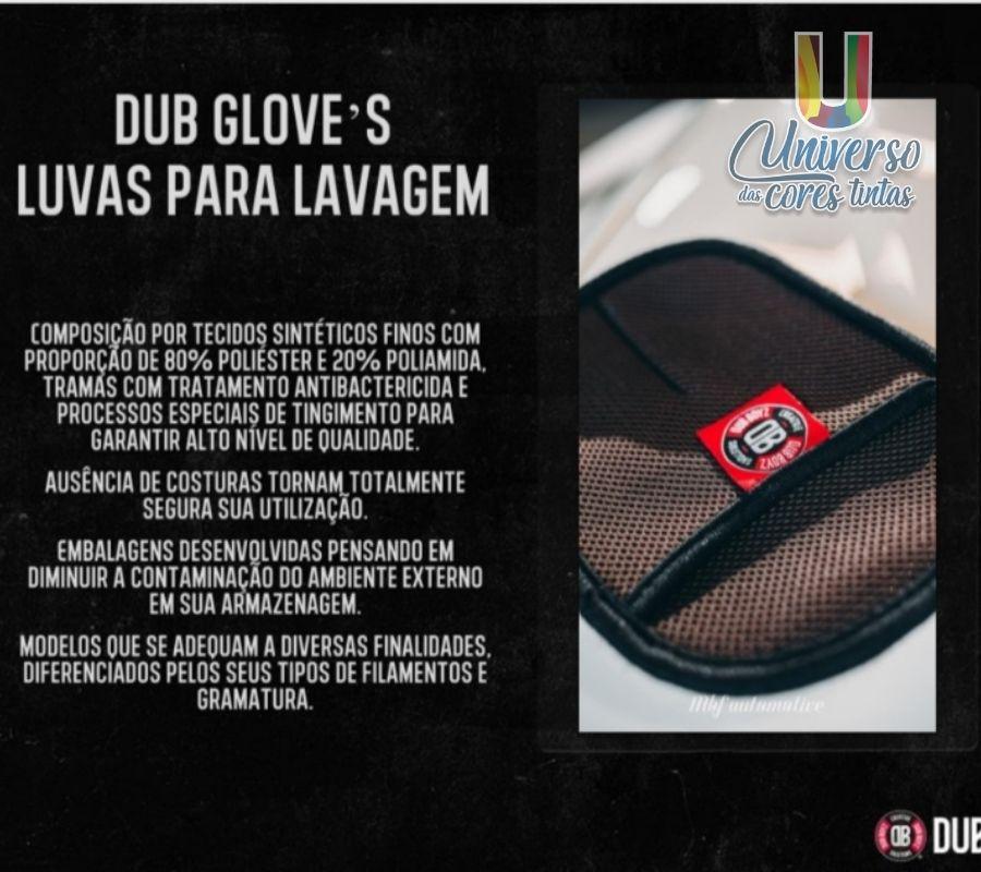 Luva para Lavagem Automotiva Dub Glove Dub Boyz