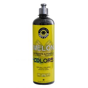 Melon Colors Shampoo Automotivo Espuma Amarela 500ML Easytech