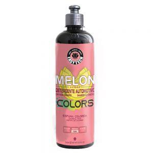 Melon Colors Shampoo Automotivo Espuma ROSA 500ML Easytech