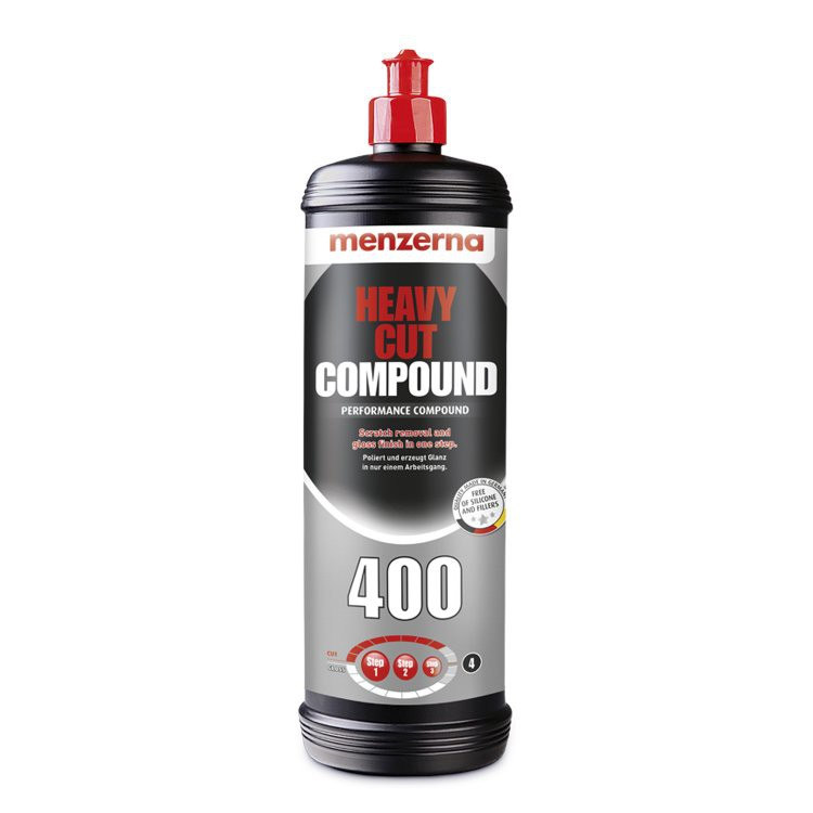 Menzerna Polidor 400 Heavy Cut Compound - 1 Litro