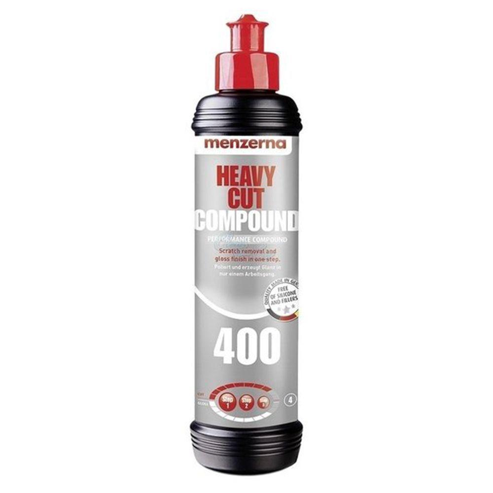 Menzerna Polidor 400 Heavy Cut Compound - 250ML