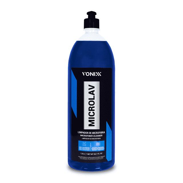 Microlav - Shampoo Limpador para Microfibras - Vonixx 1,5L