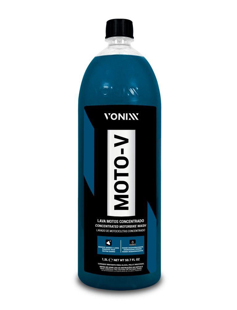 MOTO-V Lava Motos Concentrado 1,5L Vonixx