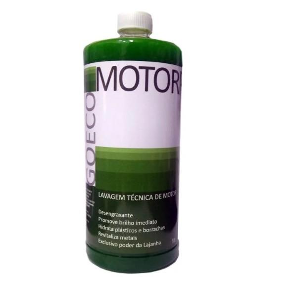 Motorpro - Lavagem Técnica de Motor 1L - Go Eco Wash