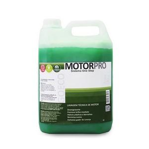 Motorpro - Lavagem Técnica de Motor 5L - Go Eco Wash