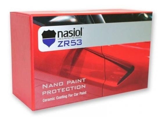 Nasiol ZR53 - Nano Revestimento Cerâmico 9H - 50ML