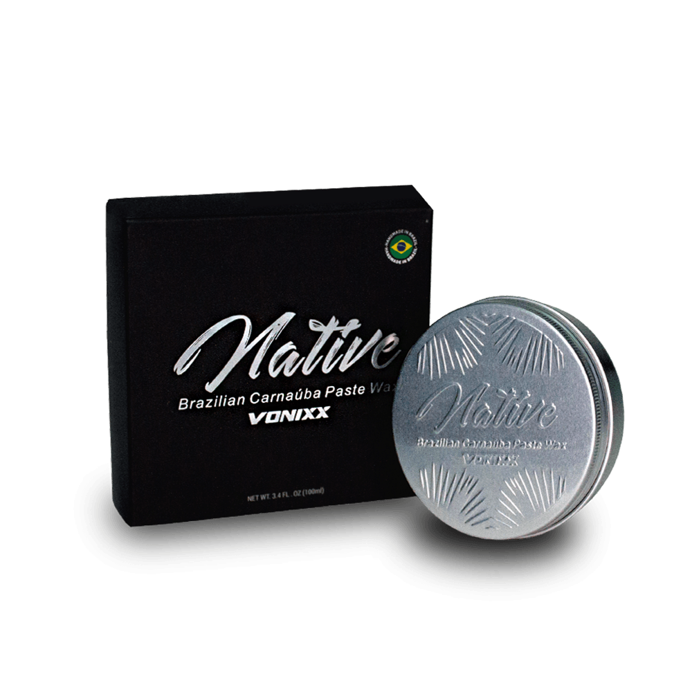 Native Brazilian Carnaúba Paste Wax Vonixx (100g)