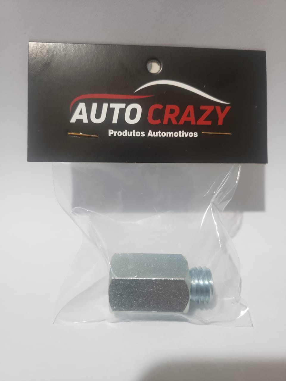 Parafuso adaptador Auto Crazy 14mm x 5/8