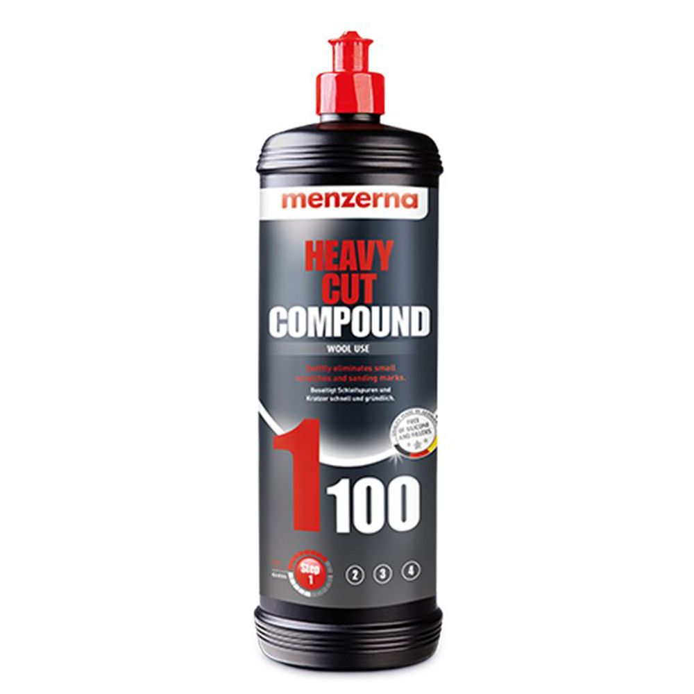 Polidor de Corte Heavy Cut Compound 1100 Menzerna 1L