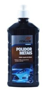 Polidor de Metais (Restaurador Inox) 500G Mills