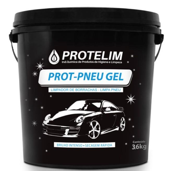 Protelim Prot Pneu Gel 3,1kg Silicone em Gel
