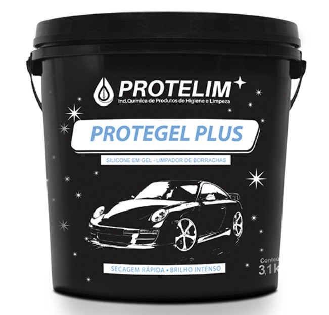 Protelim Protegel Plus 3,1kg Silicone em Gel