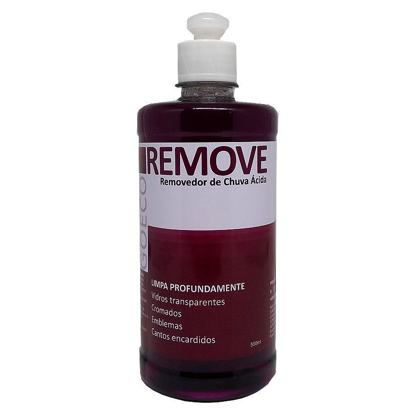 Remove Go Eco Wash 500ML Removedor Chuva Ácida