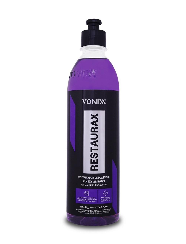 Restaurax - Restaurador de Plásticos - Vonixx (500ml)